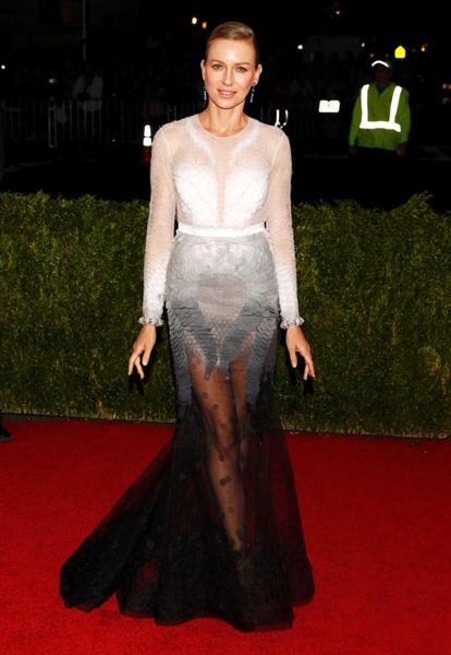 Naomi Watts in Givenchy - Met Gala 2014