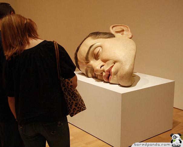 Display of Mask II