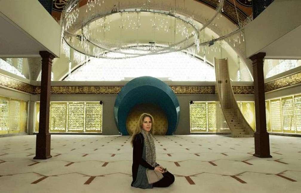 Sakirin Mosque, Istanbul