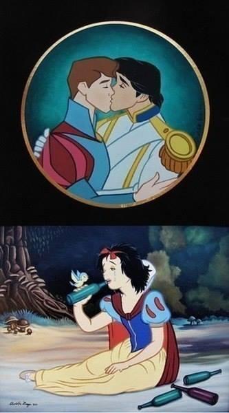 21st centure fairytales