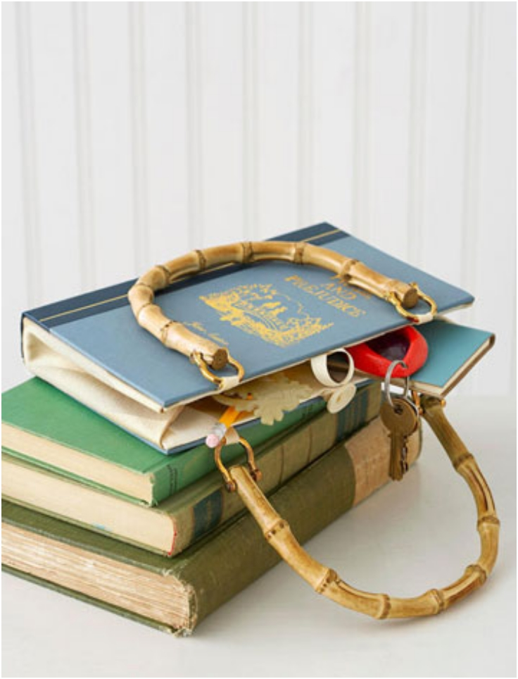 Book-Bag-Craft