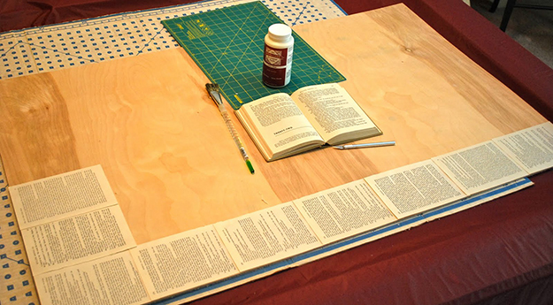 DIY-Projects-Repurposed-Crafts-Made-From-Old-Books-11