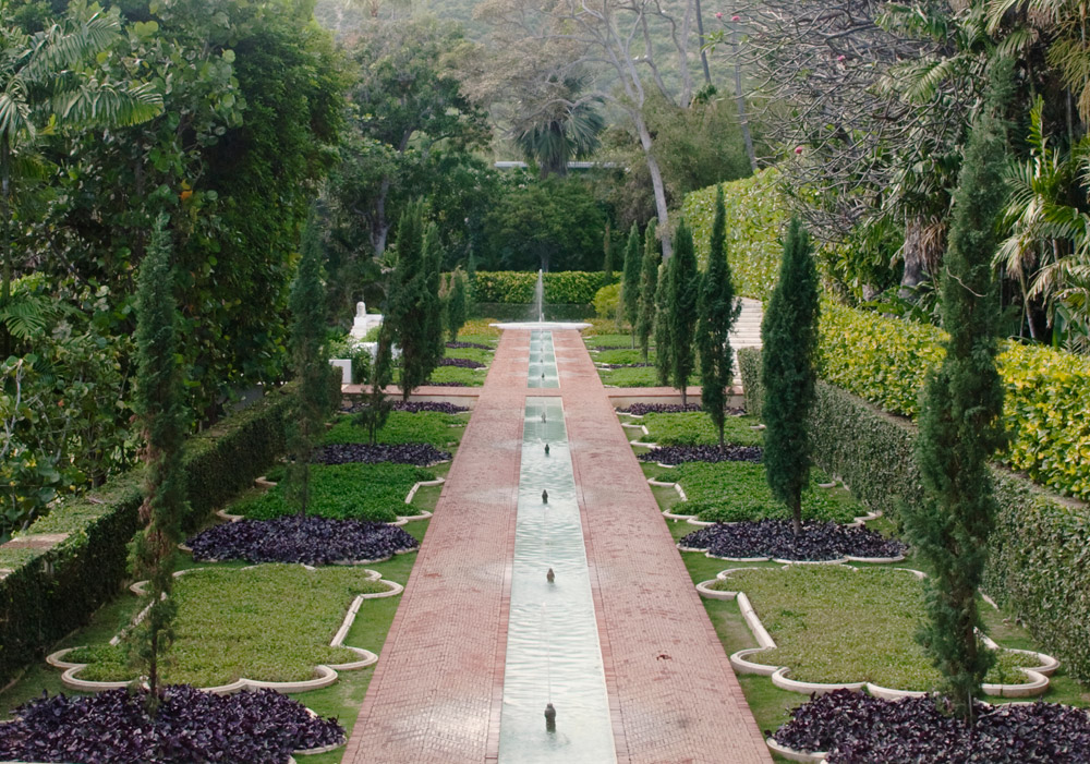 Mughal Garden