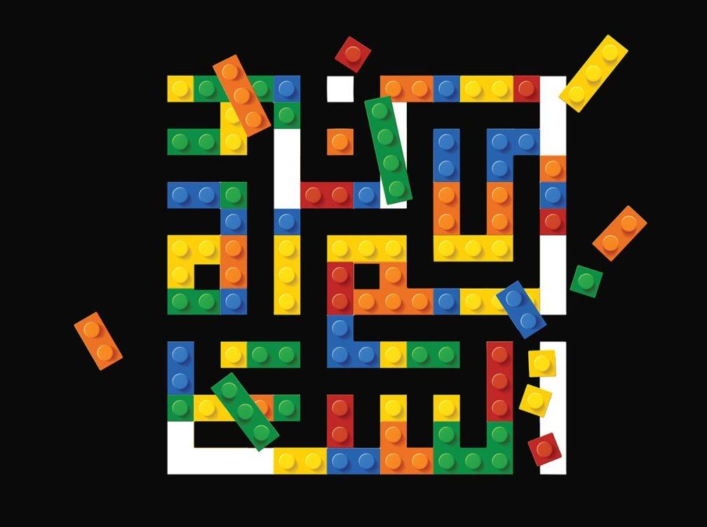 Lego Kufic