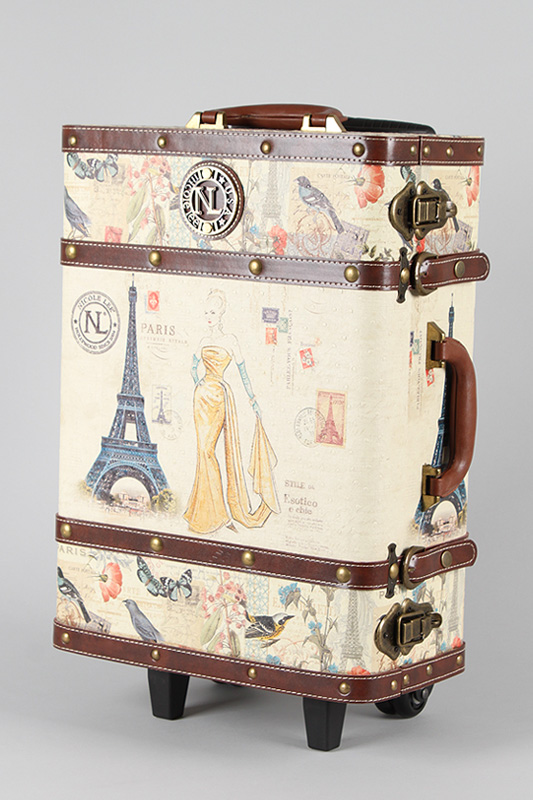 Antique Postage Luggage