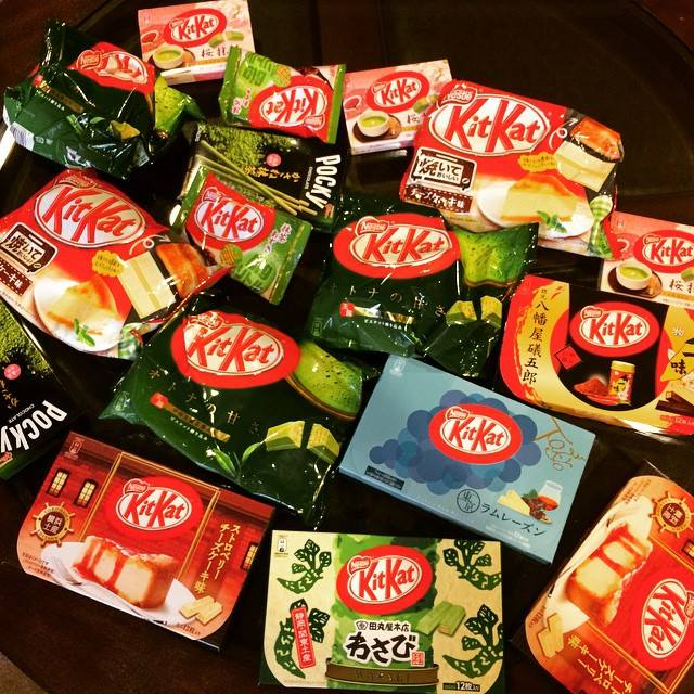 kit kat collection