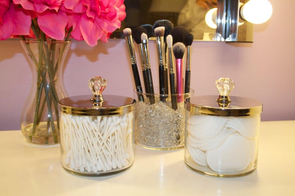 vanity storage