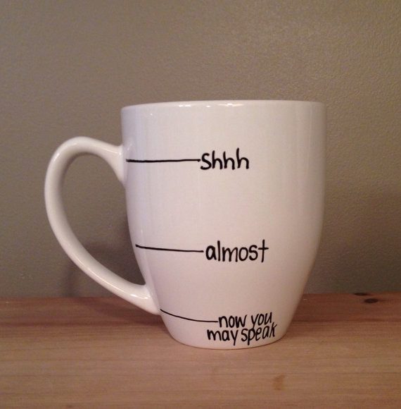 shhh cup