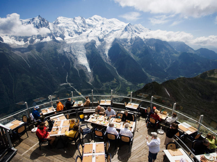 le-panoramic-restaurant-chamonix-france