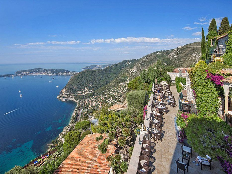 Les Remparts, Eze Village, France