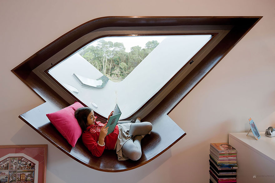 Wooden Reading Hammock